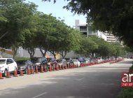 abarrotados los centros de pruebas de covid-19 en miami