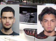 dos adolescentes fueron arrestados tras el tiroteo de este martes, que dejo un muerto y un herido en hialeah
