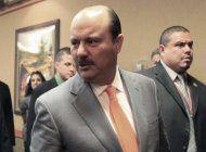 detienen en miami al exgobernador mexicano cesar duarte