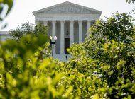 corte suprema niega al congreso datos de impuestos de trump