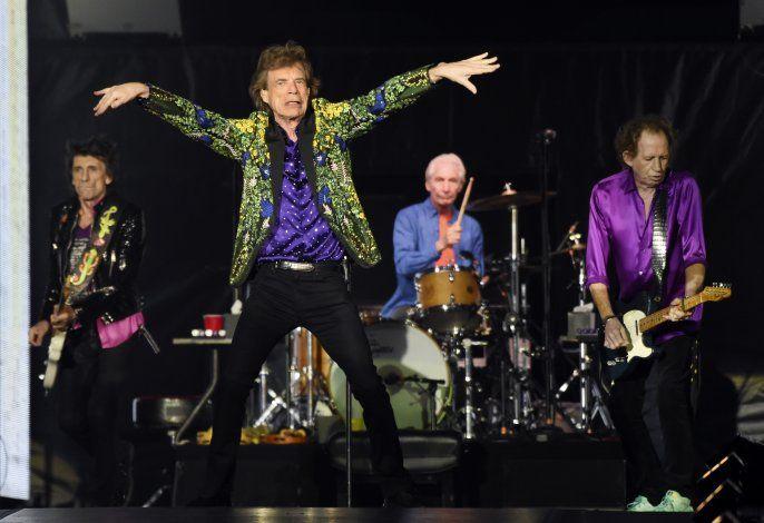Los Rolling Stones lanzan canciones inéditas de 1973
