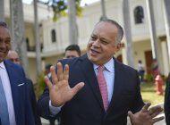 venezuela: diosdado cabello anuncia que tiene covid-19
