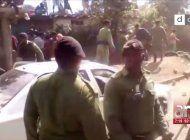 madre denuncia que su hijo esta preso por grabar enfrentamiento entre policias y pobladores en santiago de cuba