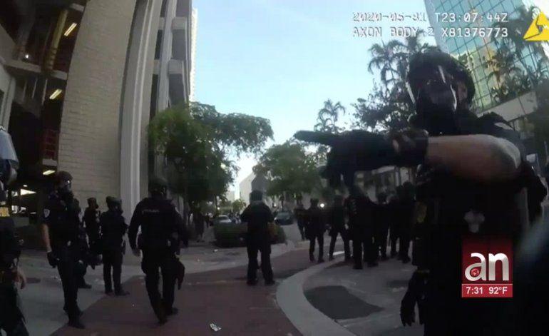 Jefe del Departamento de policía de Fort Lauderdale apartado de su cargo