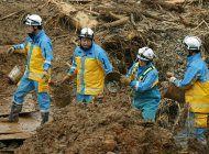 japon espera mas lluvias; inundaciones dejan 66 muertos