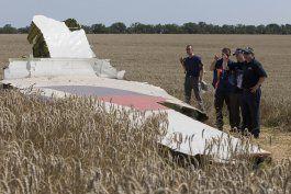 holanda demanda a rusia por caida de avion en ucrania