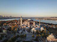 erdogan convierte hagia sophia en mezquita