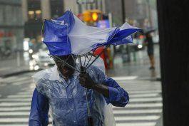 tormenta fay se debilita tras tocar tierra en nueva jersey