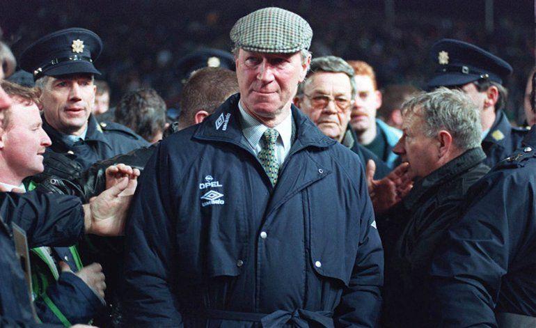 Fallece Jack Charlton, campeón del Mundial con Inglaterra