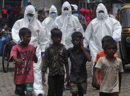 casos de virus aumentan considerablemente en africa e india