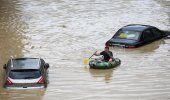 China reporta 141 muertos o desaparecidos en inundaciones