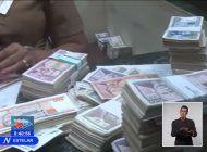 confiscan mas de 130 mil dolares durante operativo en camagüey