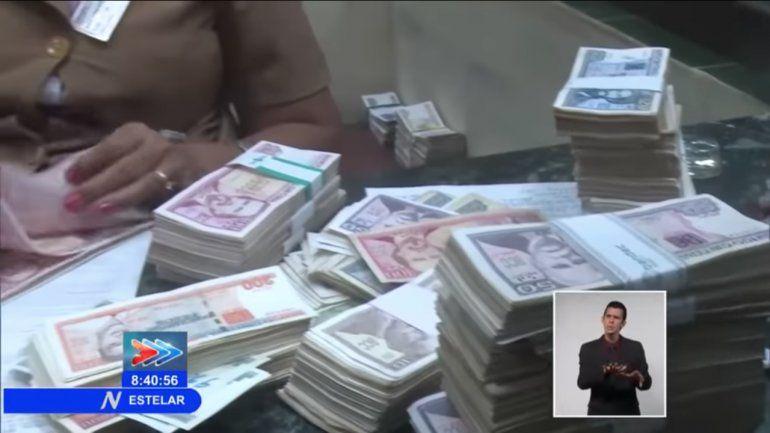 Confiscan más de 130 mil dólares durante operativo en Camagüey