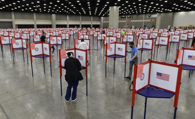 Se prevén elecciones costosas en EEUU en plena pandemia