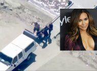 confirmaron que el cuerpo hallado por la policia en un lago de california es el de la actriz naya rivera