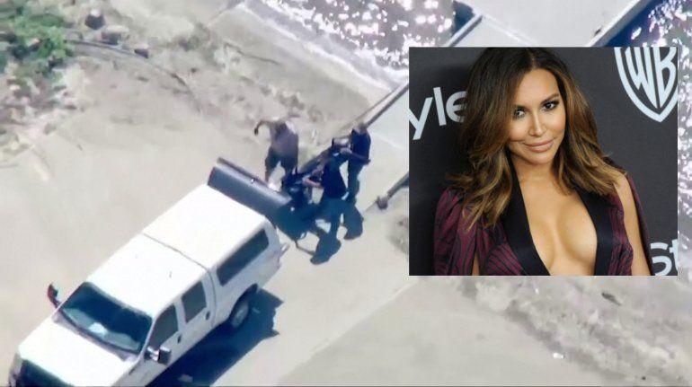 Confirmaron que el cuerpo hallado por la policía en un lago de California es el de la actriz Naya Rivera