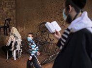 israel confirma nuevo record de 1.681 casos nuevos