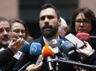 dirigente catalan exige investigar denuncias de espionaje