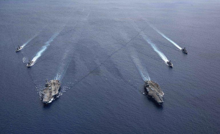Asia rechaza postura de EEUU ante reclamos marítimos chinos