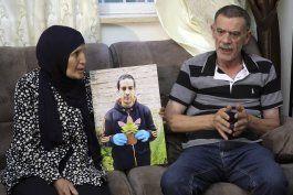 israel dice que no hay video de muerte de palestino autista