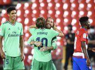 real madrid pide no celebrar en las calles si sale campeon