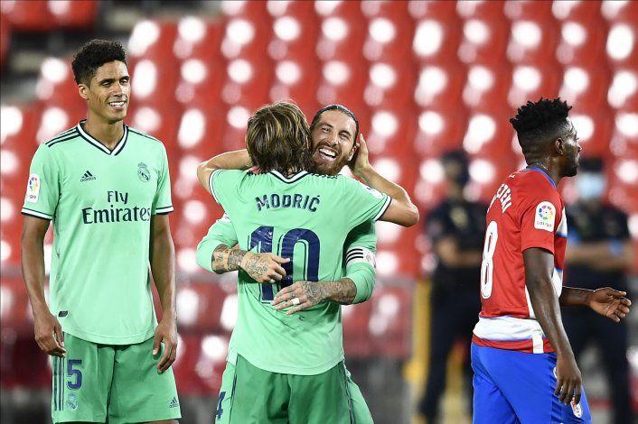 Real Madrid pide no celebrar en las calles si sale campeón