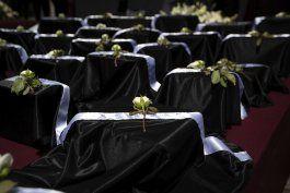 familias reciben cenizas de mexicanos que fallecieron en ny