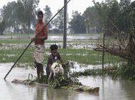 un millon de afectados por inundaciones en bangladesh