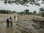 inundacion repentina deja 16 muertos en indonesia