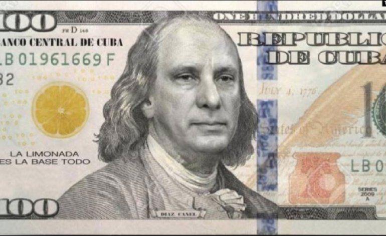 Entre el dólar y la limonada... le llueven los memes a Díaz-Canel