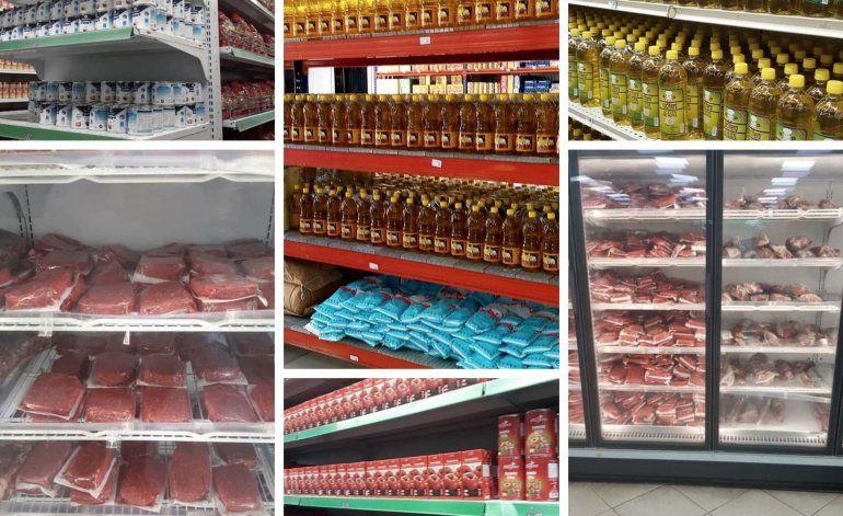 Cuba abre tiendas en dólares llenas de productos que habían escaseado por meses