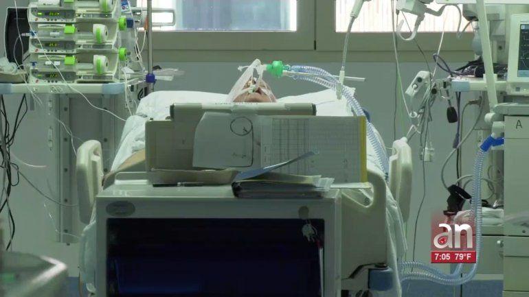 Camas de cuidados intensivos del condado se acercan al limite de capacidad