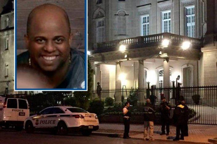 Tribunal de EEUU acusa de cuatro delitos federales al atacante de la Embajada de Cuba en EEUU