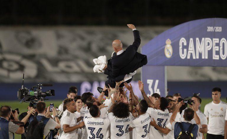 Real Madrid: Mariano dio positivo por coronavirus