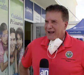 Alcalde de Hialeah explota contra Carlos Gimenez: Para de ser niño y ponte los pantalones