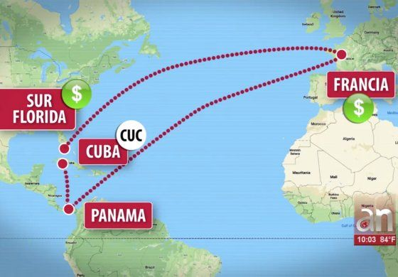 Estados Unidos ataca sistema financiero que permite envío de remesas a Cuba