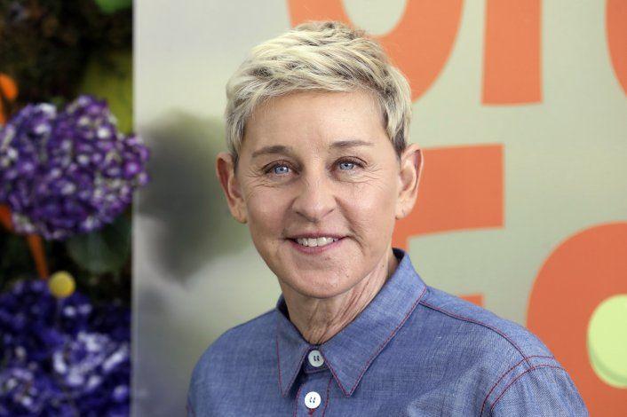 DeGeneres se disculpa con personal en medio de investigación