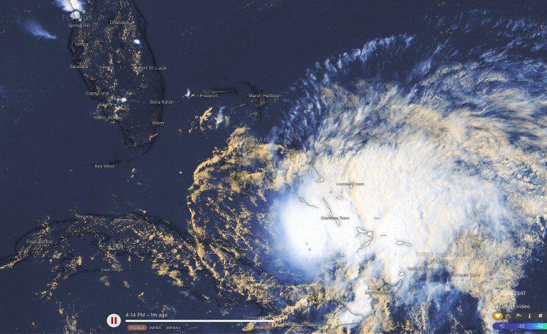 EN VIVO: Bajo alerta de huracán partes de Florida por posible impacto de Isaías