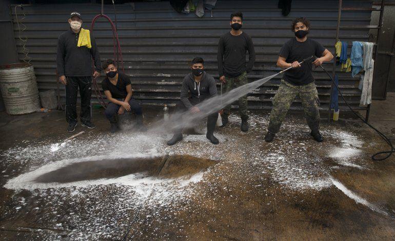 México, 3er país del mundo con más muertos por coronavirus