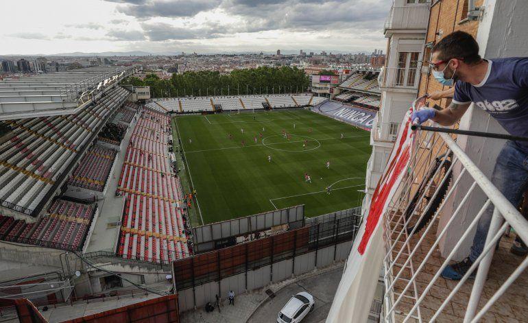 ¿Habrá 24 equipos en 2da división española?