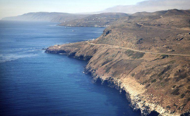 California: Reanuda búsqueda de 8 efectivos tras hundimiento