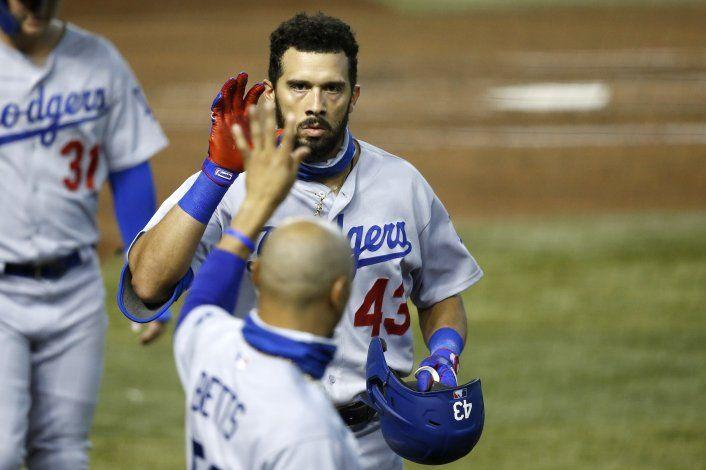 Dodgers prescinden de Bellinger y vencen a Diamondbacks