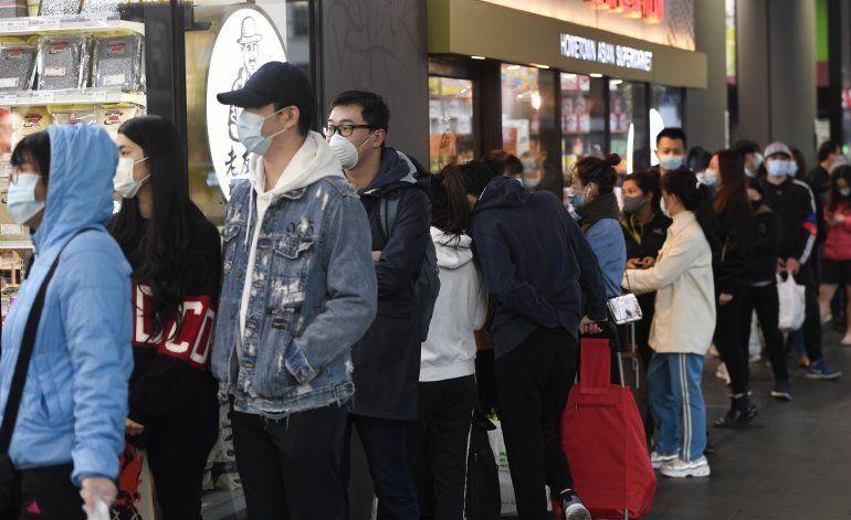 Provincia de Australia tendrá nuevas medidas debido al virus