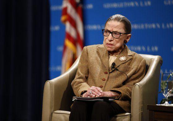 Ginsburg estuvo meses sin revelar regreso de cáncer