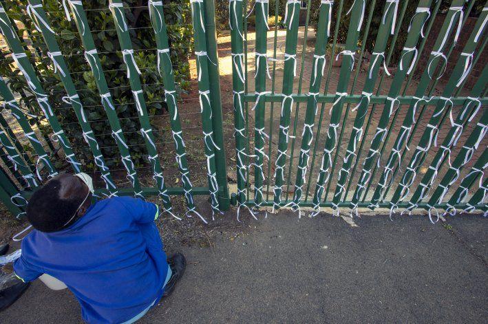 Número de casos en Sudáfrica pasa de los 500.000