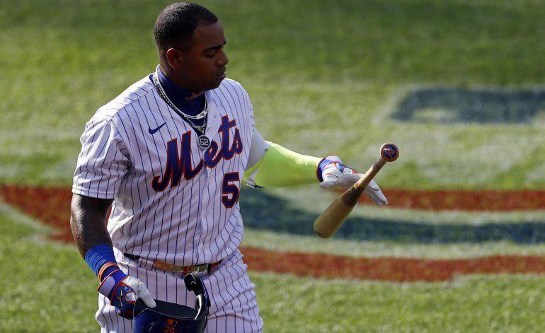 Mets: Céspedes se ausenta sin saberse motivo