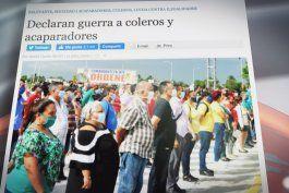 crean brigadas de respuesta rapida para acabar con los revendedores y coleros  en varias provincias de cuba