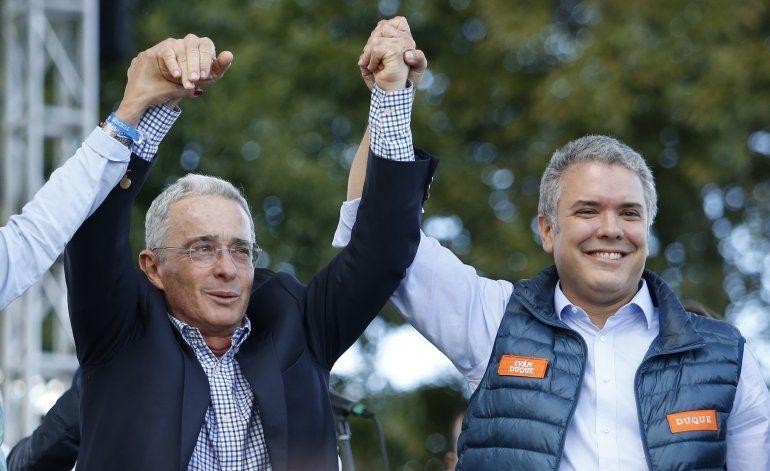 La corte suprema de Colombia ordenó la captura de Alvaro Uribe Vélez