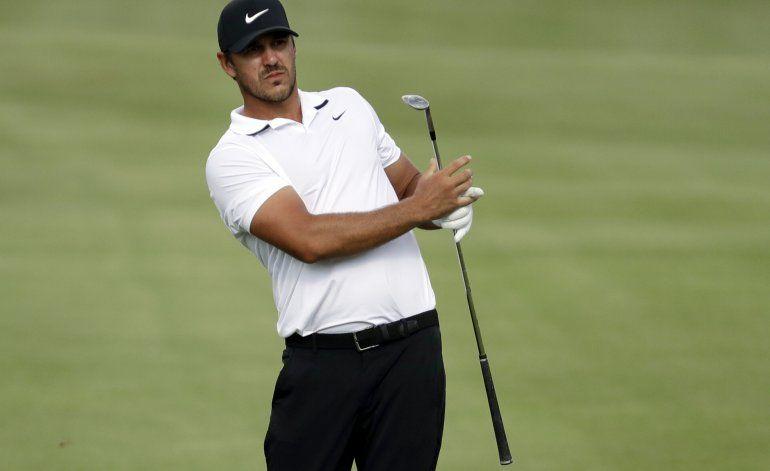 PGA: Koepka pone a prueba su reputación en las grandes citas