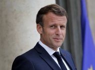presidente frances viaja a libano para ofrecerle apoyo